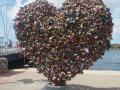 Punda love heart