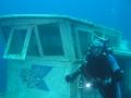 Eperlan onderwater met Erik.